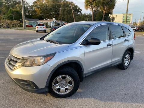 2012 Honda CR-V for sale at CHECK  AUTO INC. in Tampa FL