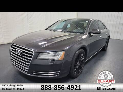 2011 Audi A8 for sale at Elhart Automotive Campus in Holland MI
