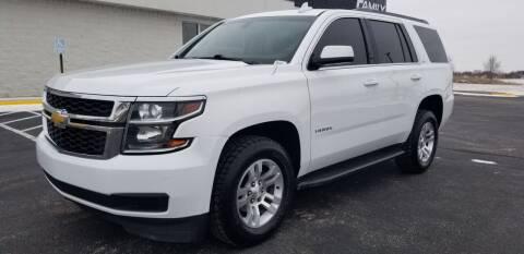 2016 Chevrolet Tahoe for sale at JC Auto Sales LLC in Wichita KS
