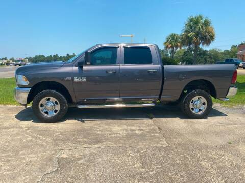 2014 RAM Ram Pickup 2500 for sale at Bobby Lafleur Auto Sales in Lake Charles LA