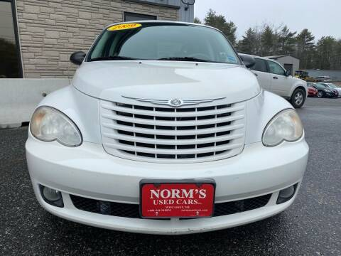 2009 Chrysler PT Cruiser for sale at NORM'S USED CARS INC in Wiscasset ME