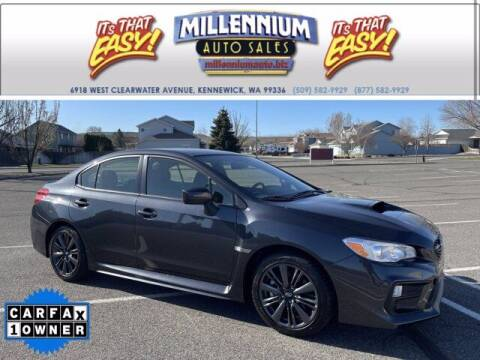 2019 Subaru WRX for sale at Millennium Auto Sales in Kennewick WA