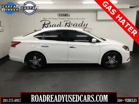 2017 Nissan Sentra for sale at Road Ready Used Cars in Ansonia CT