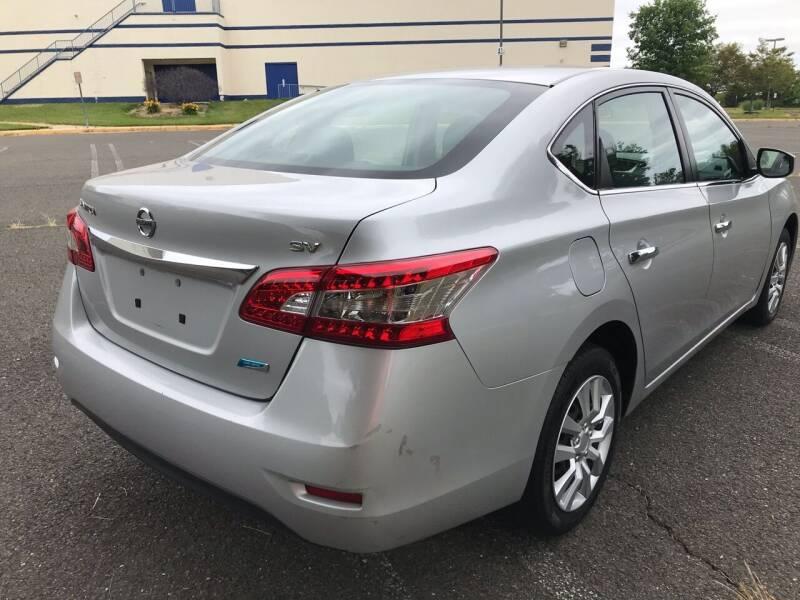 2014 Nissan Sentra SV 4dr Sedan - Westampton NJ