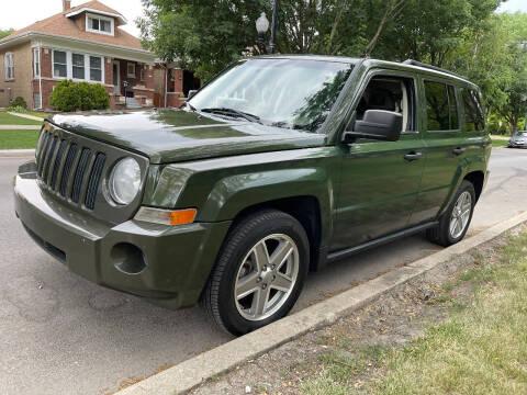 2007 Jeep Patriot for sale at Apollo Motors INC in Chicago IL