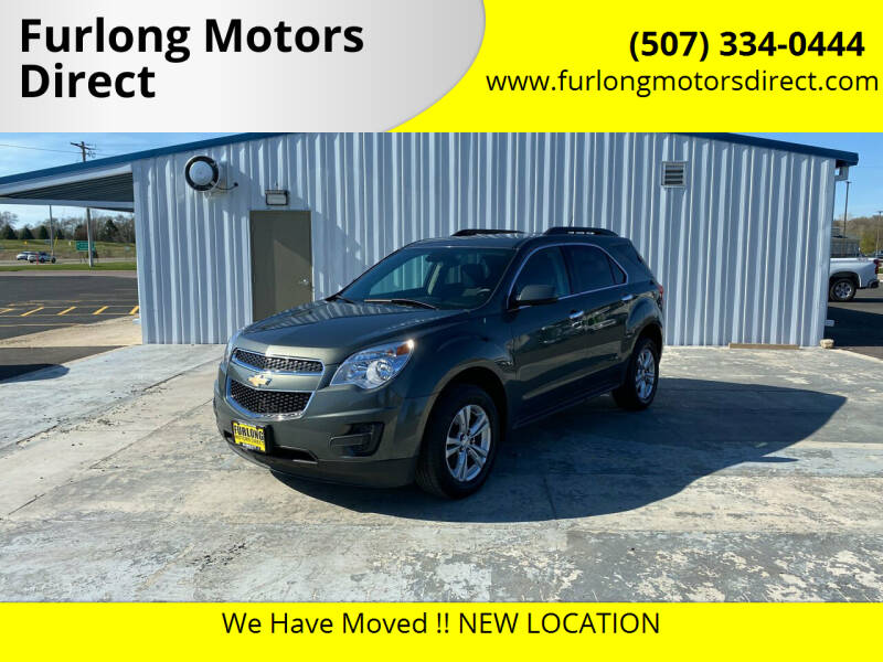 2013 Chevrolet Equinox for sale at Furlong Motors Direct in Faribault MN