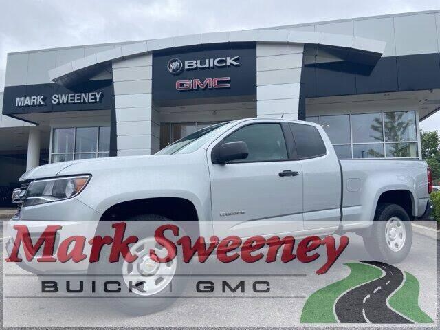 2019 Chevrolet Colorado for sale at Mark Sweeney Buick GMC in Cincinnati OH