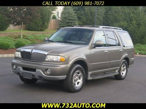 2001 Lincoln Navigator for sale at Absolute Auto Solutions in Hamilton NJ
