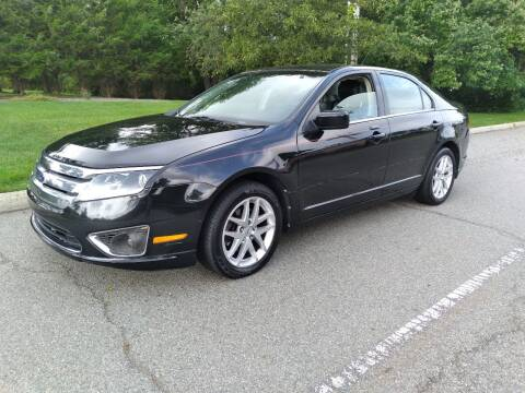 2011 Ford Fusion for sale at Jan Auto Sales LLC in Parsippany NJ