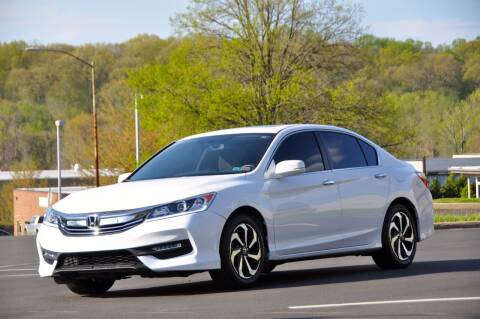 2017 Honda Accord for sale at T CAR CARE INC in Philadelphia PA