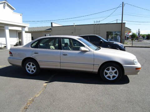 1997 Toyota Avalon for sale at Miller's Economy Auto in Redmond OR