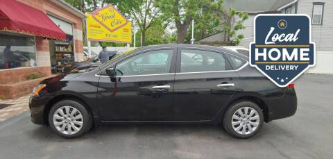 2015 Nissan Sentra for sale at Great Cars in Middletown DE