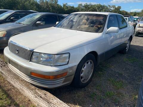 1994 Lexus LS 400 for sale at Popular Imports Auto Sales in Gainesville FL