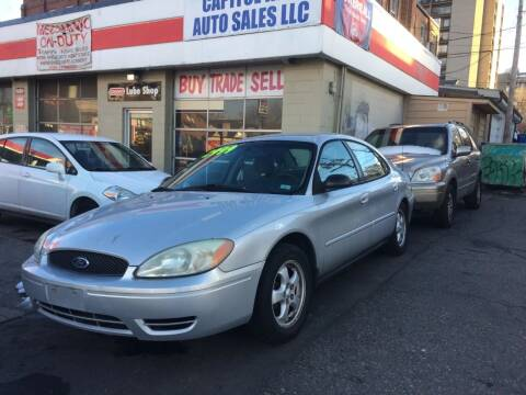 2007 Ford Taurus for sale at Capitol Hill Auto Sales LLC in Denver CO