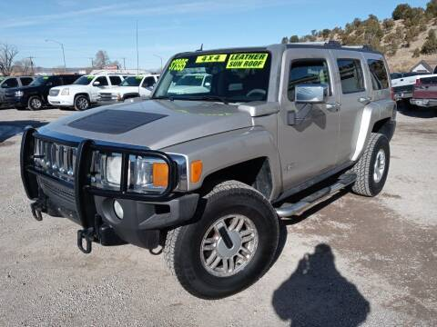 2006 HUMMER H3 for sale at Canyon View Auto Sales in Cedar City UT