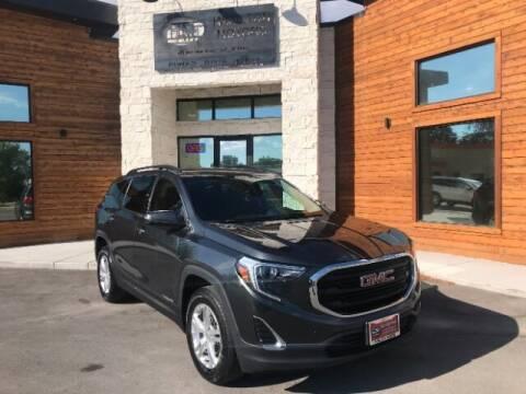 2018 GMC Terrain for sale at Hamilton Motors in Lehi UT