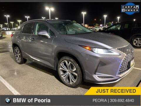 2020 Lexus RX 350 for sale at BMW of Peoria in Peoria IL
