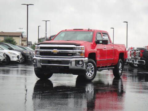 2016 Chevrolet Silverado 3500HD for sale at Jack Schmitt Chevrolet Wood River in Wood River IL