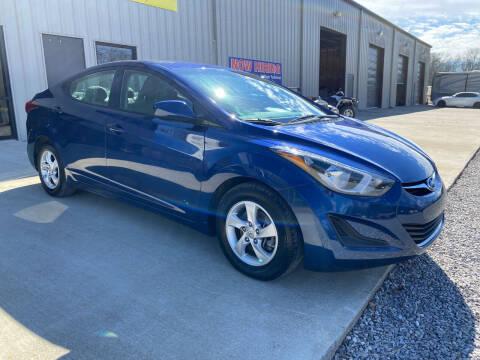 2015 Hyundai Elantra for sale at Alpha Automotive in Odenville AL
