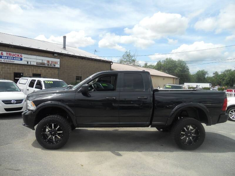 2016 RAM Ram Pickup 1500 for sale at All Cars and Trucks in Buena NJ