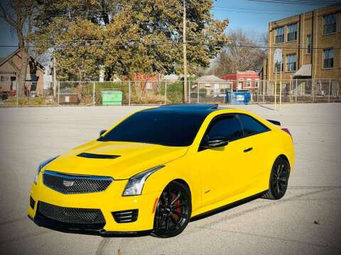 2016 Cadillac ATS-V for sale at ARCH AUTO SALES in St. Louis MO