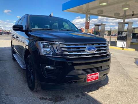 2021 Ford Expedition MAX for sale at Rocky Mountain Commercial Trucks in Casper WY