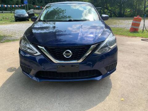 2017 Nissan Sentra for sale at Day Family Auto Sales in Wooton KY