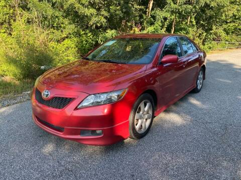 2009 Toyota Camry for sale at Speed Auto Mall in Greensboro NC