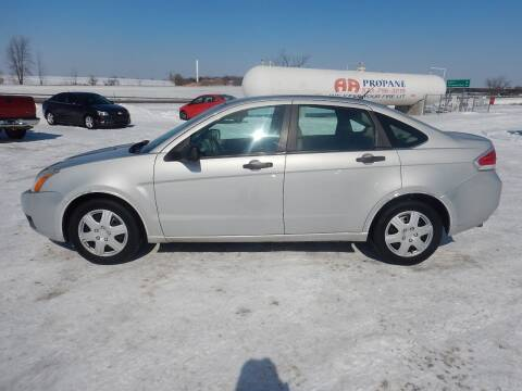 2008 Ford Focus for sale at All Terrain Sales in Eugene MO