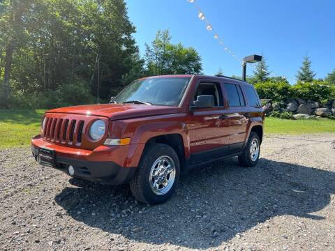 2012 Jeep Patriot for sale at Hart's Classics Inc in Oxford ME