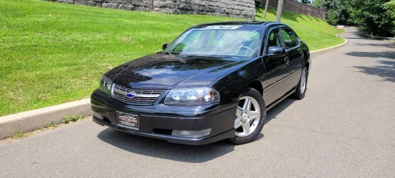 2004 Chevrolet Impala for sale at ENVY MOTORS in Paterson NJ