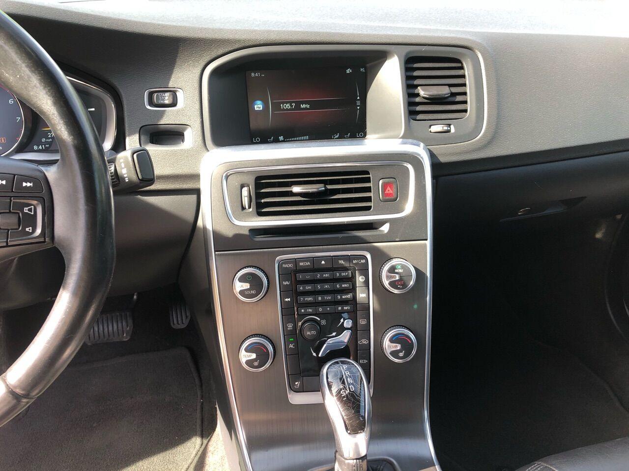 2015 Volvo S60 4dr Car