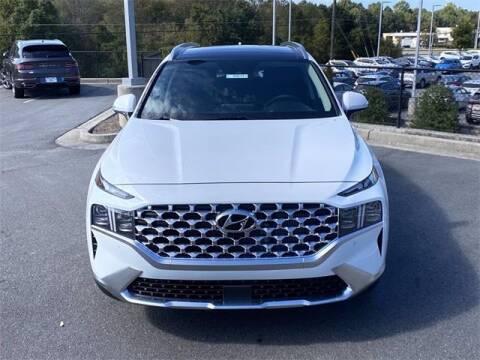 2022 Hyundai Santa Fe for sale at CU Carfinders in Norcross GA