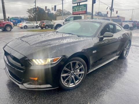 2017 Ford Mustang for sale at Lux Auto in Lawrenceville GA
