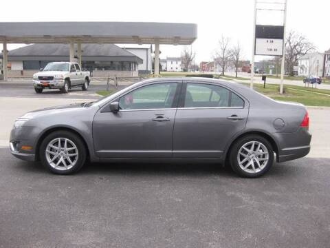 2012 Ford Fusion for sale at Greens Motor Company in Forreston IL