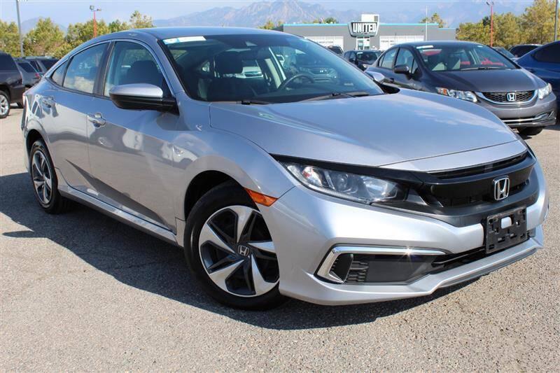 2019 Honda Civic for sale in Salt Lake City, UT