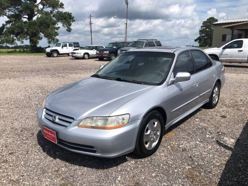 2001 Honda Accord for sale at COUNTRY AUTO SALES in Hempstead TX