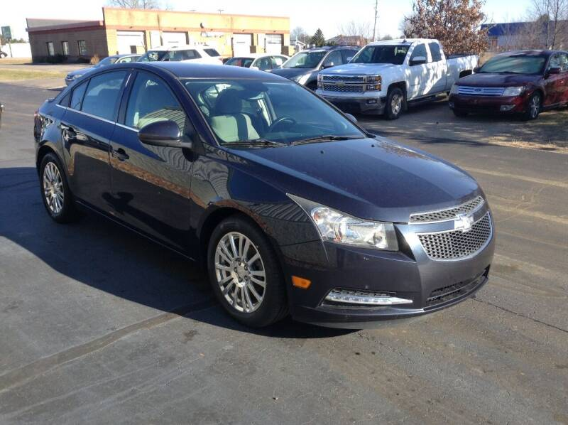 2014 Chevrolet Cruze for sale at Bruns & Sons Auto in Plover WI