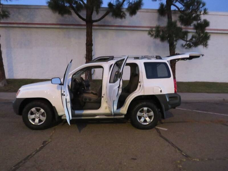 2010 Nissan Xterra for sale in National City, CA