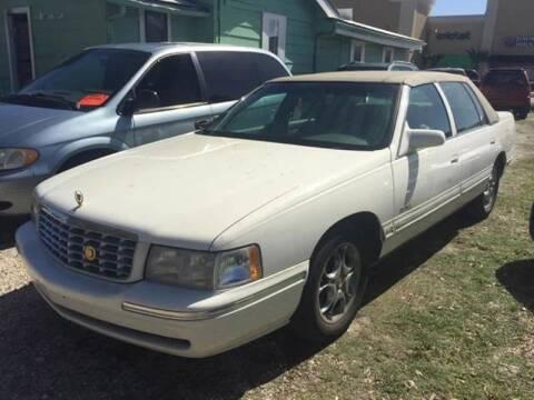 1998 Cadillac DeVille for sale at Castagna Auto Sales LLC in Saint Augustine FL