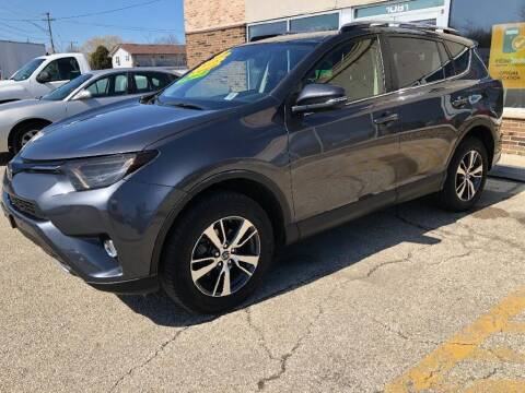 2018 Toyota RAV4 for sale at Jose's Auto Sales Inc in Gurnee IL
