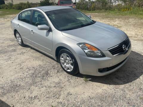 2009 Nissan Altima for sale at Hwy 80 Auto Sales in Savannah GA