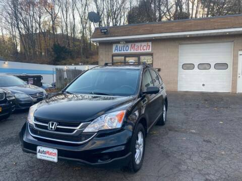 2011 Honda CR-V for sale at Auto Match in Waterbury CT