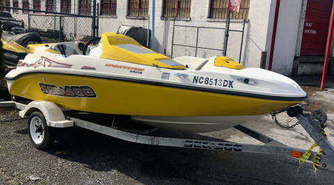 2004 Sea-Doo Sportster for sale at Bristol Boat Doctors in Bristol TN