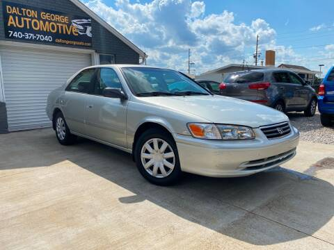 2000 Toyota Camry for sale at Dalton George Automotive in Marietta OH