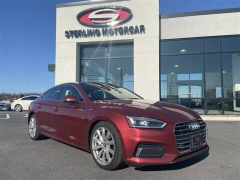 2018 Audi A5 Sportback for sale at Sterling Motorcar in Ephrata PA