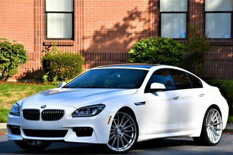 2014 BMW 6 Series for sale at SEATTLE FINEST MOTORS in Lynnwood WA