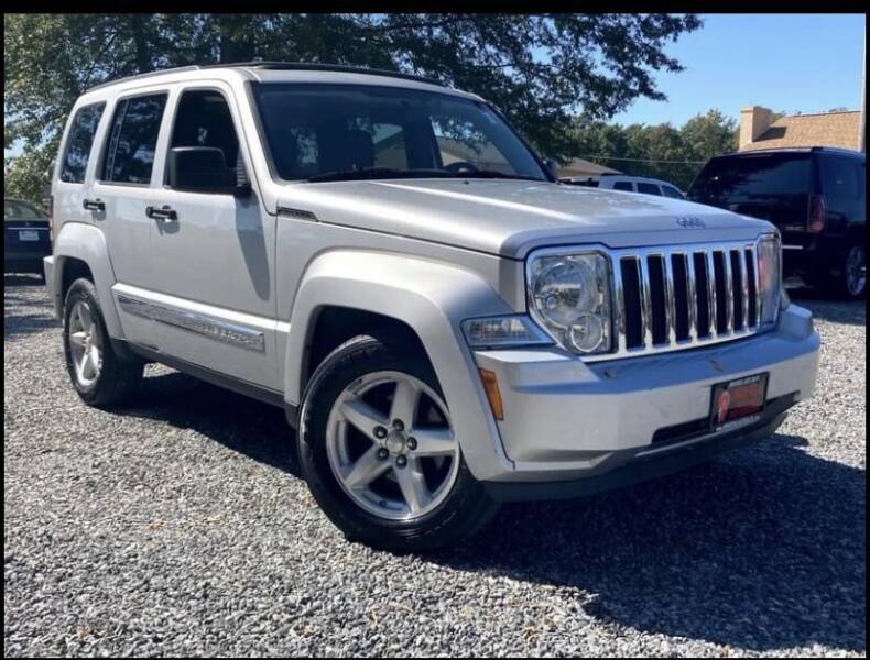 2008 Jeep Liberty for sale at Innovative Auto Group in Hasbrouck Heights NJ