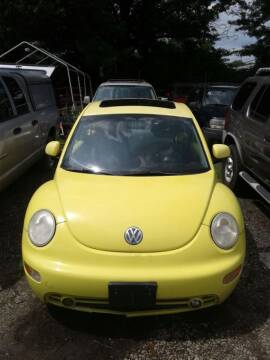 2000 Volkswagen New Beetle for sale at Wilson Investments LLC in Ewing NJ