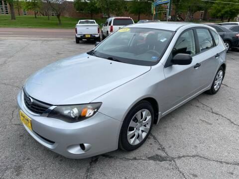 2008 Subaru Impreza for sale at ASHLAND AUTO SALES in Columbia MO